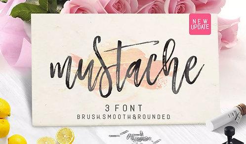 Download Phông Chữ Calligraphy - Mustahe Brush Script Font