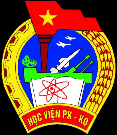 Logo Học viện Phòng không - Không quân