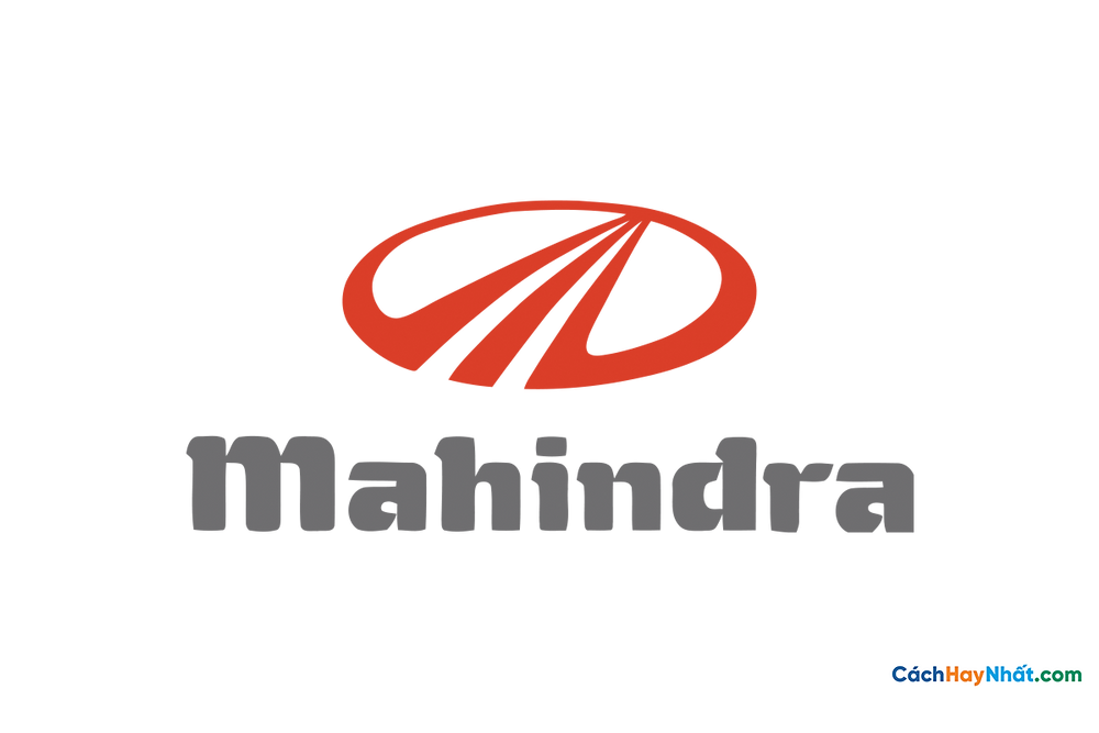 Logo Mahindra PNG