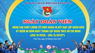 Phông Sân Khấu Ngày Đoàn Viên Vector Corel CDR Part14