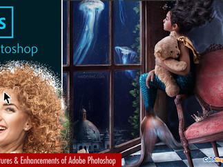 Các tính năng và cải tiến mới của Adobe Photoshop phiên bản tháng 6 năm 2020