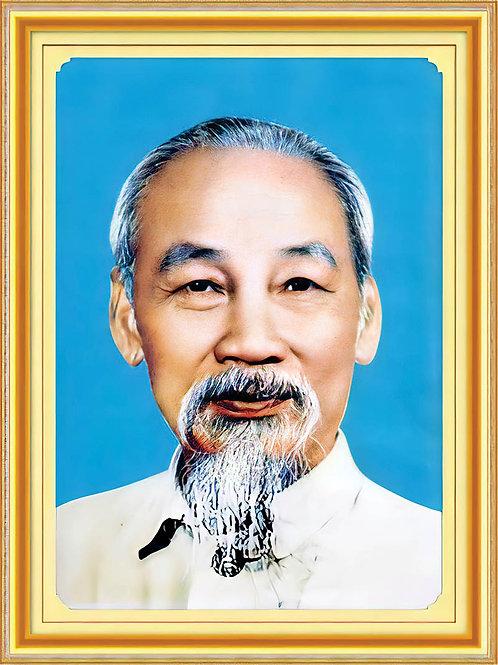 Download ảnh chân dung Bác Hồ - Chủ Tịch Hồ Chí Minh