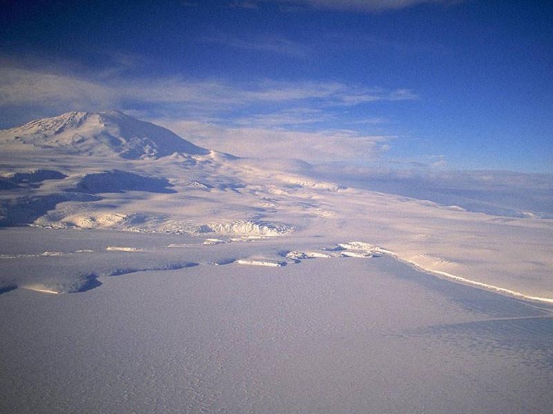 1. Sa mạc Nam Cực