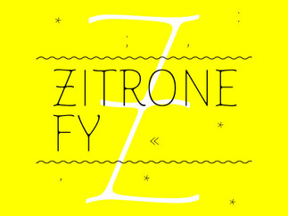 Download Font iciel Zitrone FY Việt Hóa
