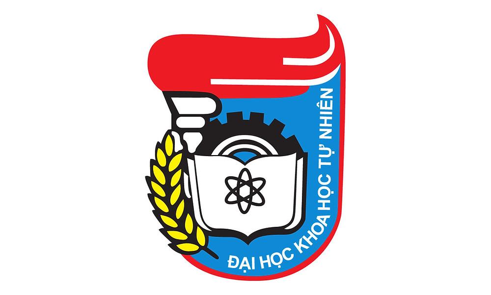 Logo Đại học Khoa học Tự nhiên