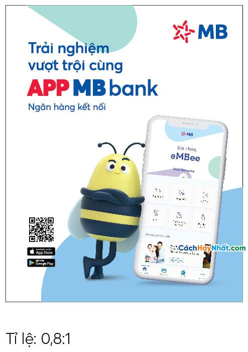 Pano Quảng Cáo Tấm lớn App MBBank file Vector tỉ lệ 0,8-1
