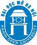 Logo Trường Đại học Mở Hà Nội