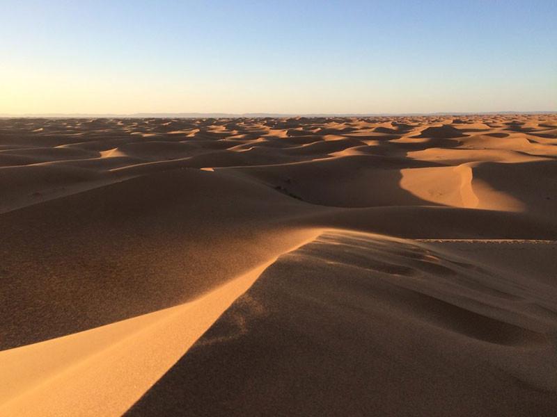 4. Sa mạc Ả Rập