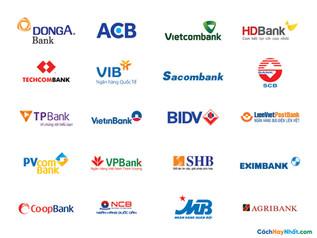 Tổng Hợp Logo Các Ngân Hàng File Vector Phần 01