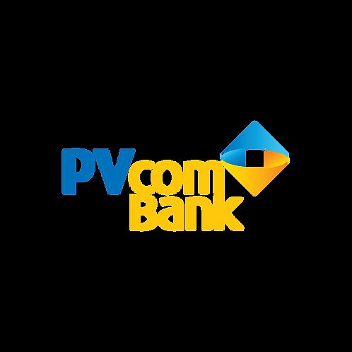 PVcomBank Logo Vector PDF PNG