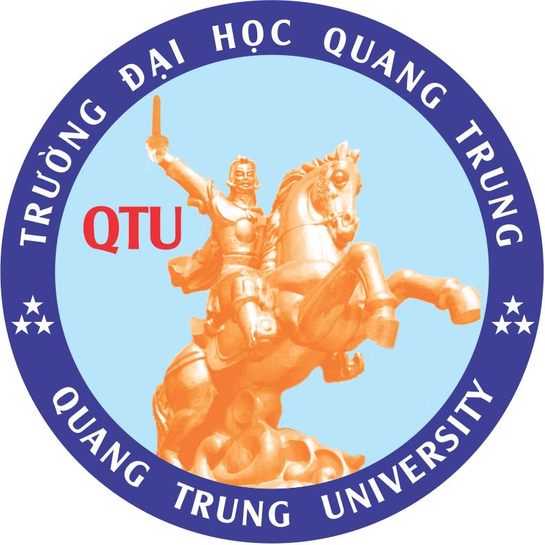 Logo Trường Đại học Quang Trung