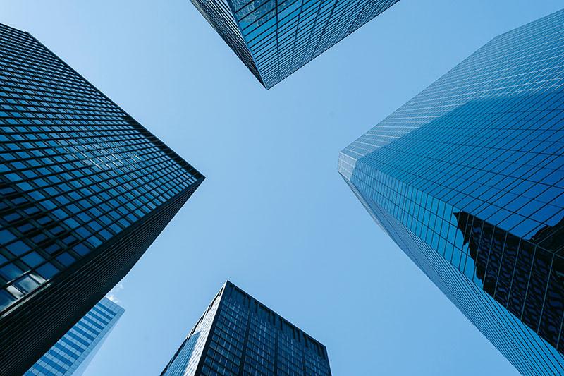 Các tòa nhà trọc trời