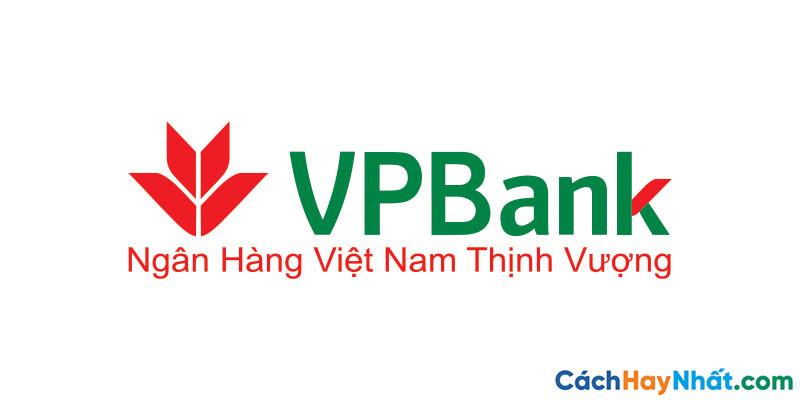 Logo Ngân hàng TMCP Việt Nam Thịnh Vượng VPBank