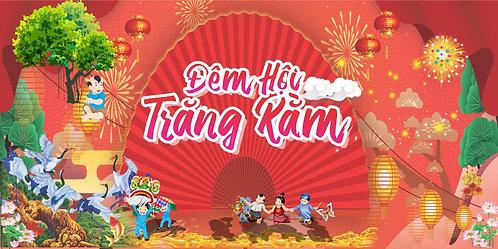 Tết Trung Thu Mid-Autumn Festival Vector Corel CDR 46