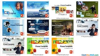 Download Mẫu Powerpoint Template Free Đẹp - Phần 01