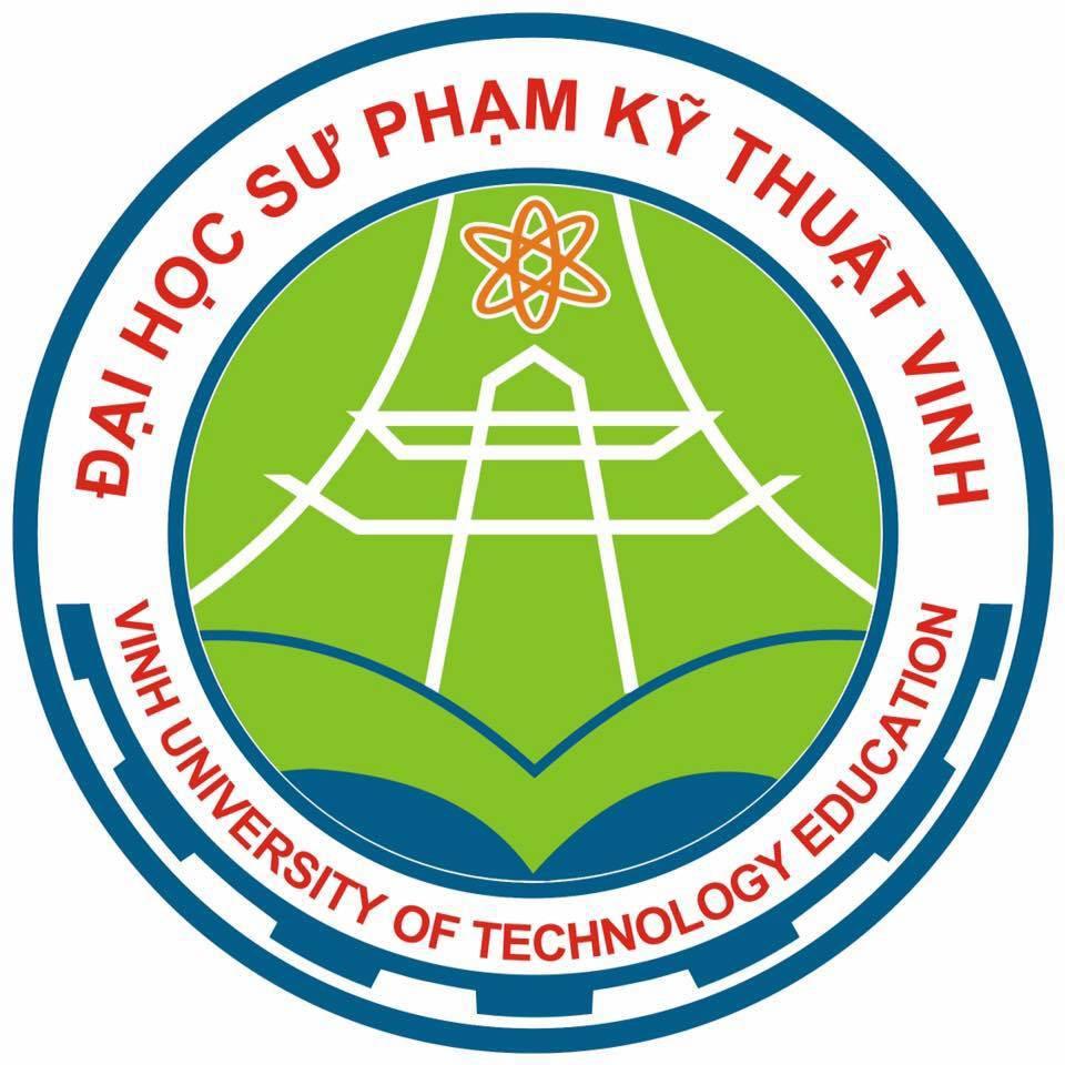 Logo Trường Đại học Sư phạm Kỹ thuật Vinh