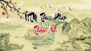 Tải Font UTM Thư Pháp Thiên Ân Việt Hóa