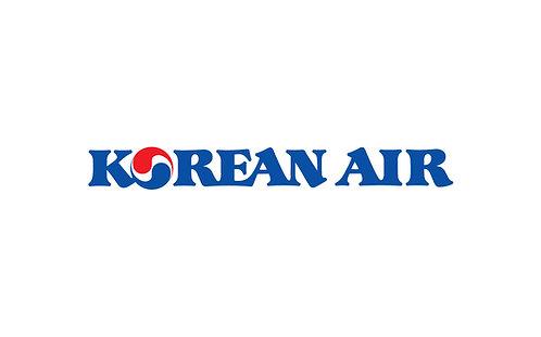 Logo Korean Air Vector Full Định Dạng CDR AI PDF EPS PNG