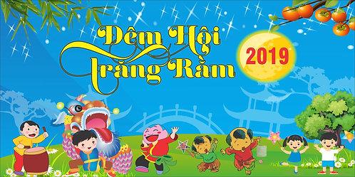 Tết Trung Thu Mid-Autumn Festival Vector Corel CDR 41