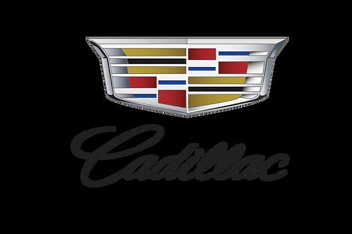 Logo Cadillac 3D Vector PDF PNG