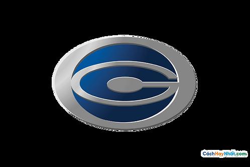 Logo Gonow 3D Vector PDF PNG