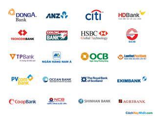 Tổng Hợp Logo Các Ngân Hàng File Vector Phần 02