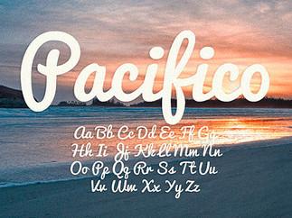 Download Font iCiel Pacifico Việt Hóa