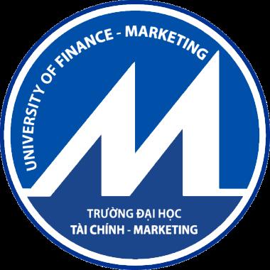 Logo Trường Đại học Tài chính - Marketing