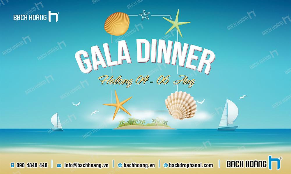 Mẫu backdrop phông Gala Dinner, Team Building đẹp nhất 55