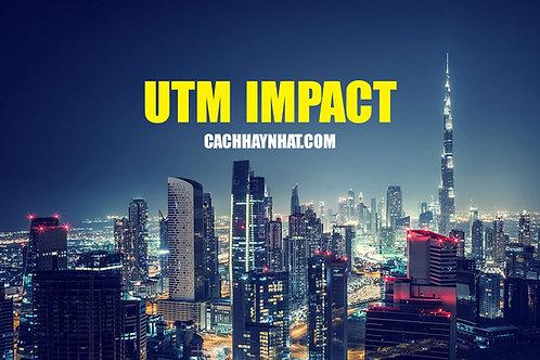 Download Font UTM IMPACT Việt Hóa