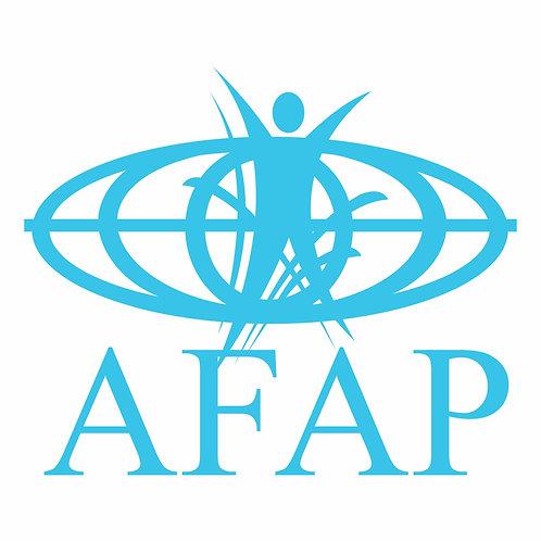 AFAP Logo Vector CDR Corel