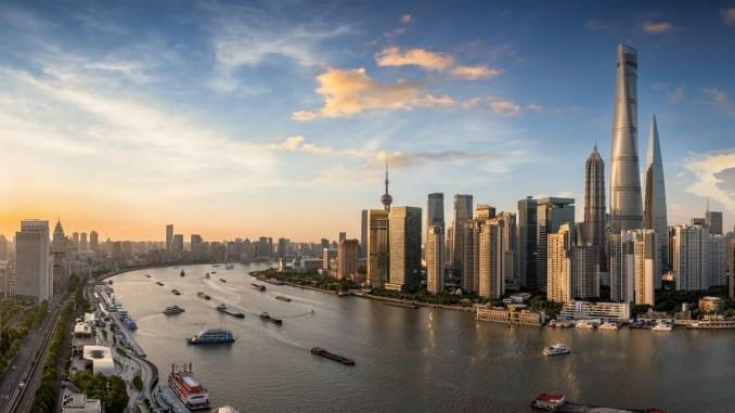 2. Shanghai Tower , tòa nhà xoắn cao nhất thế giới