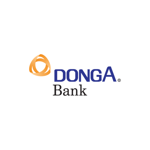 DongABank Logo Vector PDF PNG