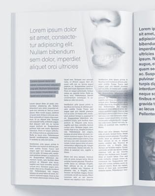 Thiết kế tạp chí với Lorem Ipsum