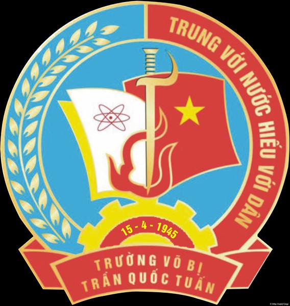 Logo Trường Đại học Trần Quốc Tuấn