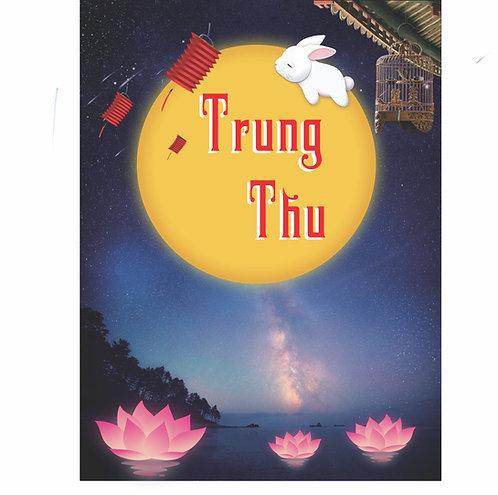 Banner Băng Rôn Trung Thu Vector Corel CDR 167