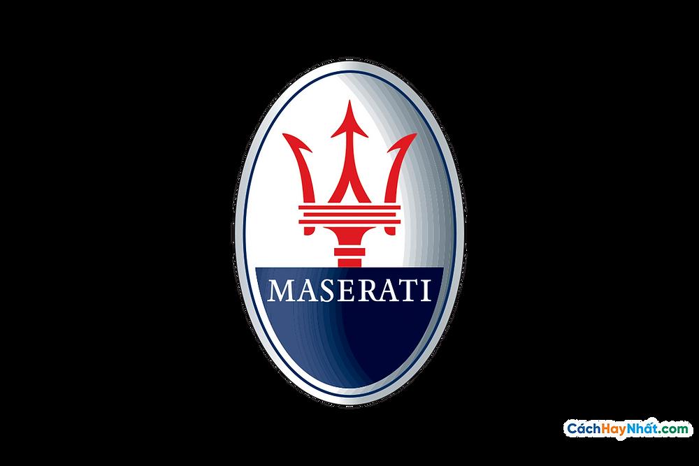 Logo Maserati PNG