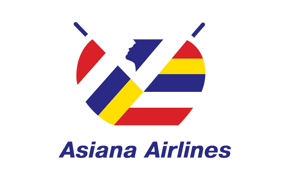 Logo Asiana Airlines PNG