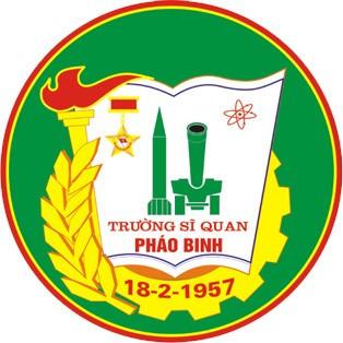 Logo Trường Sĩ quan Pháo binh