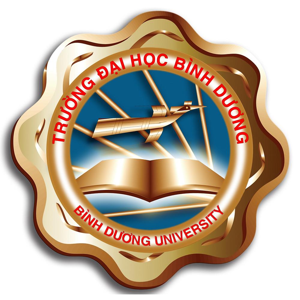 Logo Trường Đại học Bình Dương