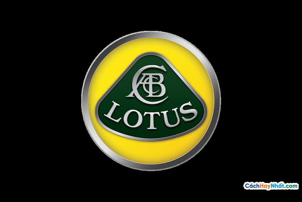 Logo Lotus PNG