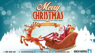 Tổng Hợp Mẫu Backdrop Phông Noel Giáng Sinh Merry Christmas Đẹp Nhất Phần 01