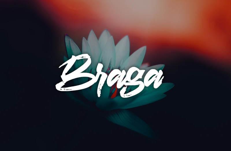 Font SVN-Braga Việt Hóa