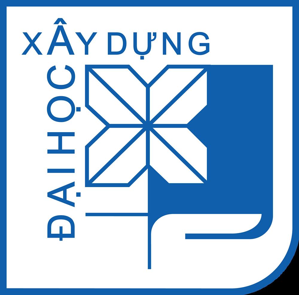 Logo Trường Đại học Xây dựng