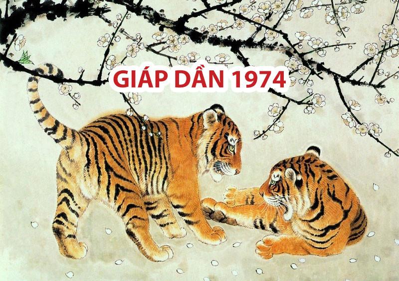 Giáp Dần 1974