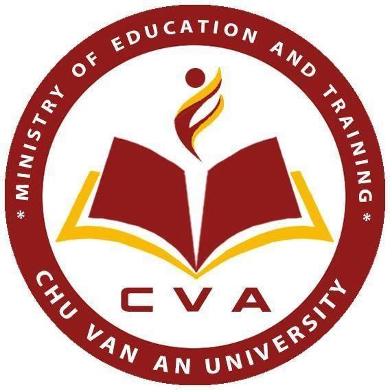 Logo Trường Đại học Chu Văn An
