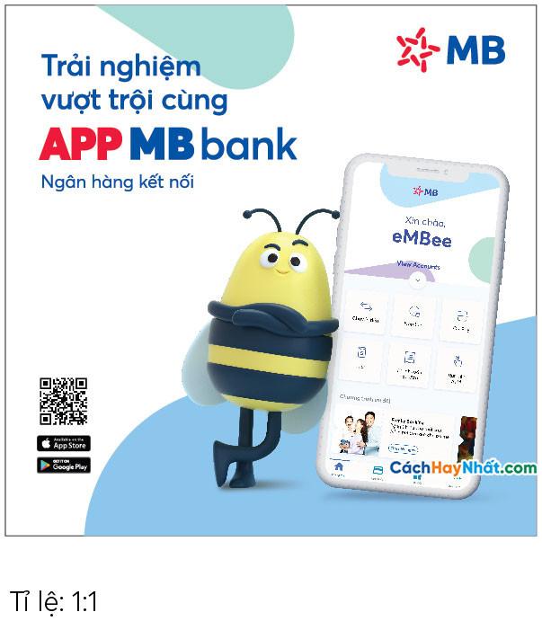 Pano Quảng Cáo Tấm lớn App MBBank file Vector tỉ lệ 1-1