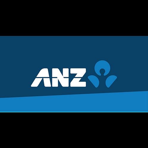ANZ Bank Logo Vector PDF PNG