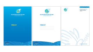 Download Trình Ký Letterhead Hội LHPN Việt Nam File Vector CDR AI PDF
