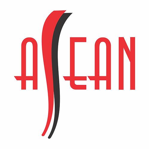 Asean Hotel Logo Vector CDR Corel